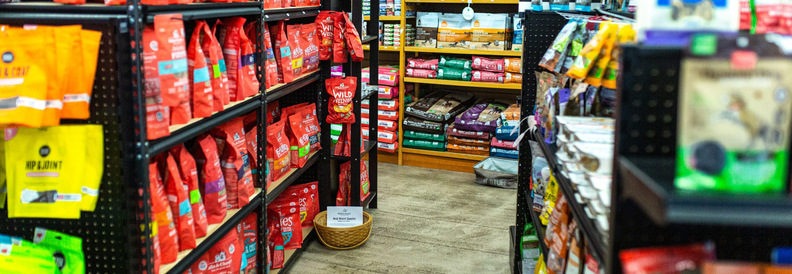 In Store at NorthPoint Pets